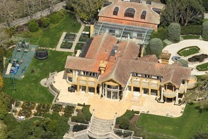 Graeme Hart's mansion